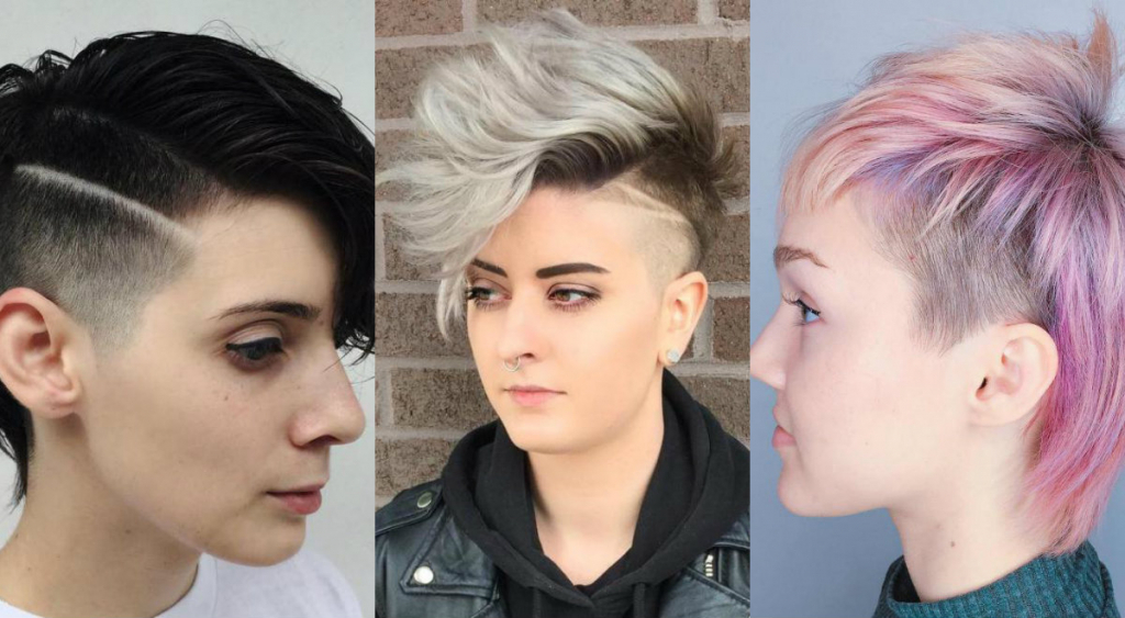 Details of What Is An Undercut Hairstyle Female