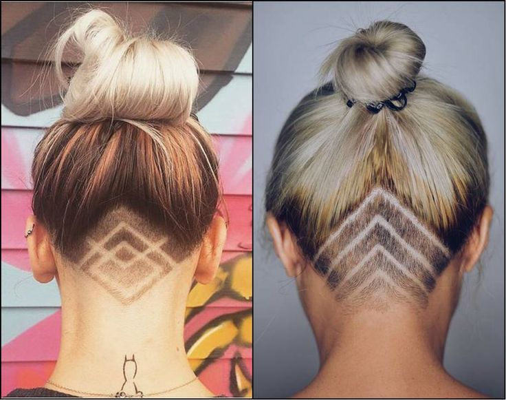 undercut female hairstyles