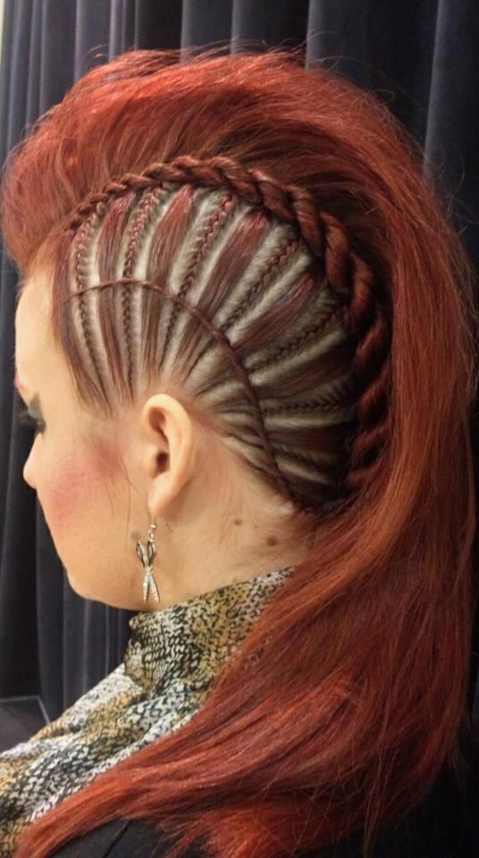 undercut hairstyle female designs