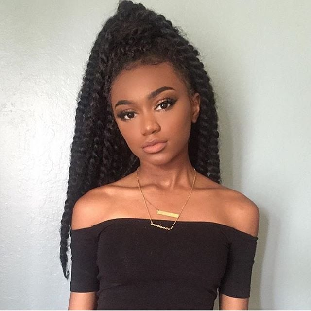 Natural Hair Styles For Black Women Ideas 2019