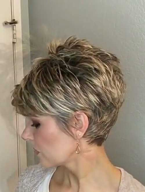 101 Short Hairstyle For Women How To Style Short Hair 2019 ...