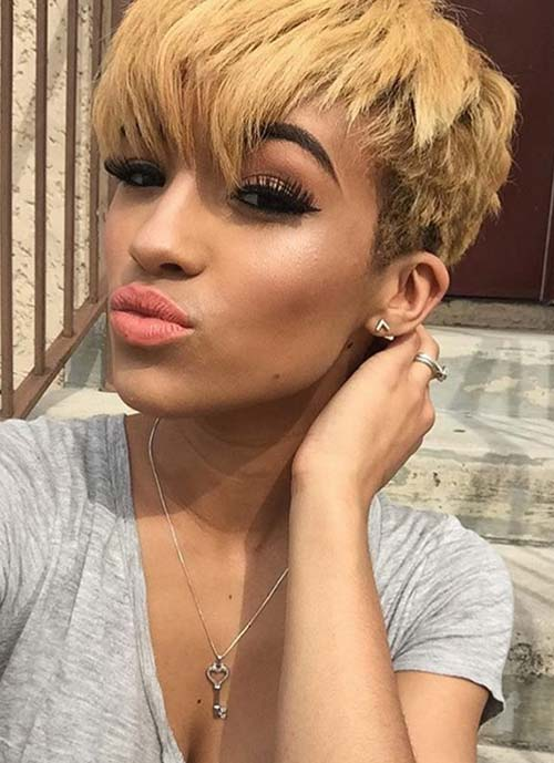 101 Short Undercut Hairstyle Female Ideas 2021