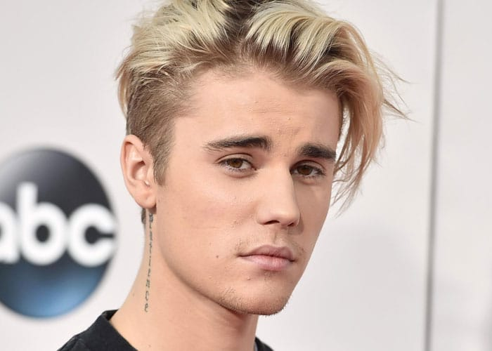 justin bieber hairstyle names