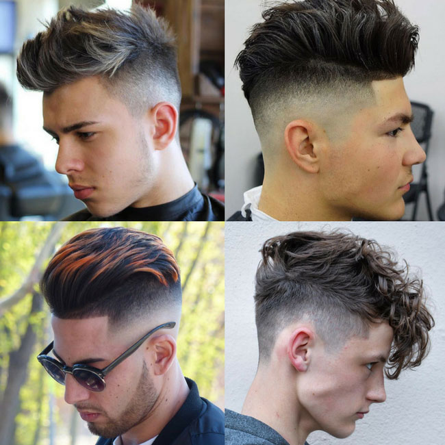 male hairstyle names