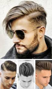 men hairstyle names