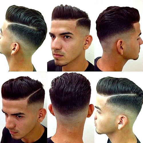 mens hairstyle names