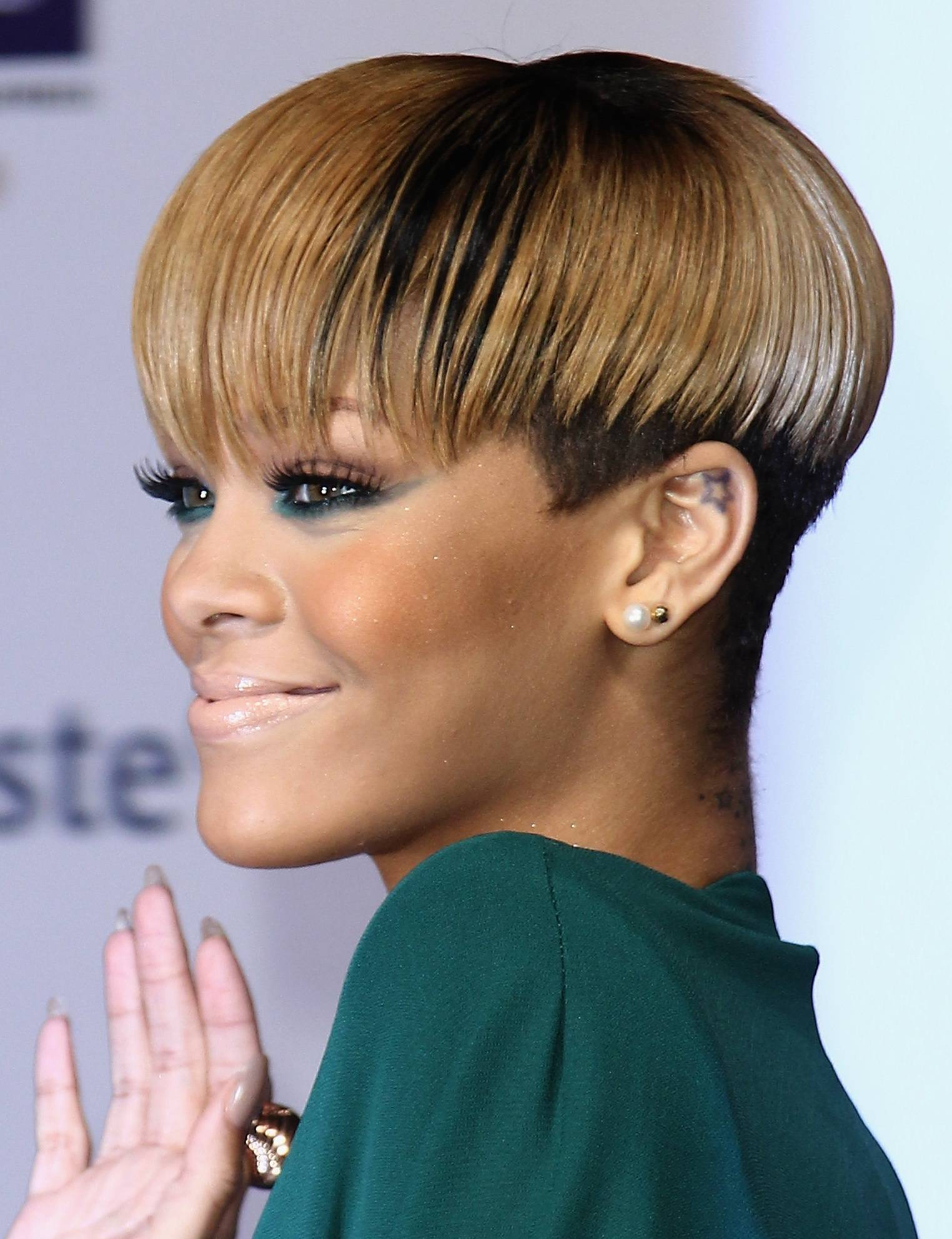 short bob hair styles for black women