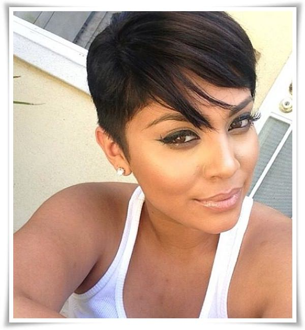 short hair cut styles for black womenshort hair cut styles for black women