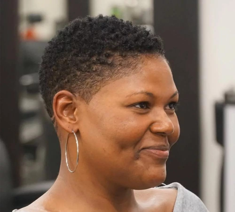 short hair styles for older black womenshort hair styles for older black women