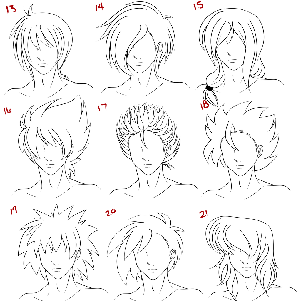 Astonishing 101 Anime Hairstyle Boys Men 2020 King Hair Styles Natural Hairstyles Runnerswayorg