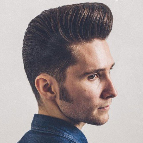 101 The Pompadour Hairstyle 2020 Long Hairstyle, Female Hairstyle