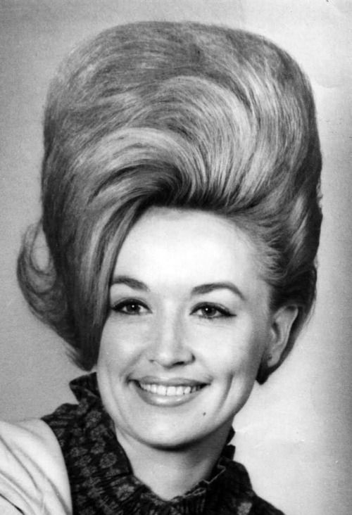 the Beehive Hairstyle 1950s