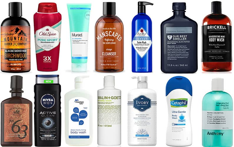 Best Body Wash 2019