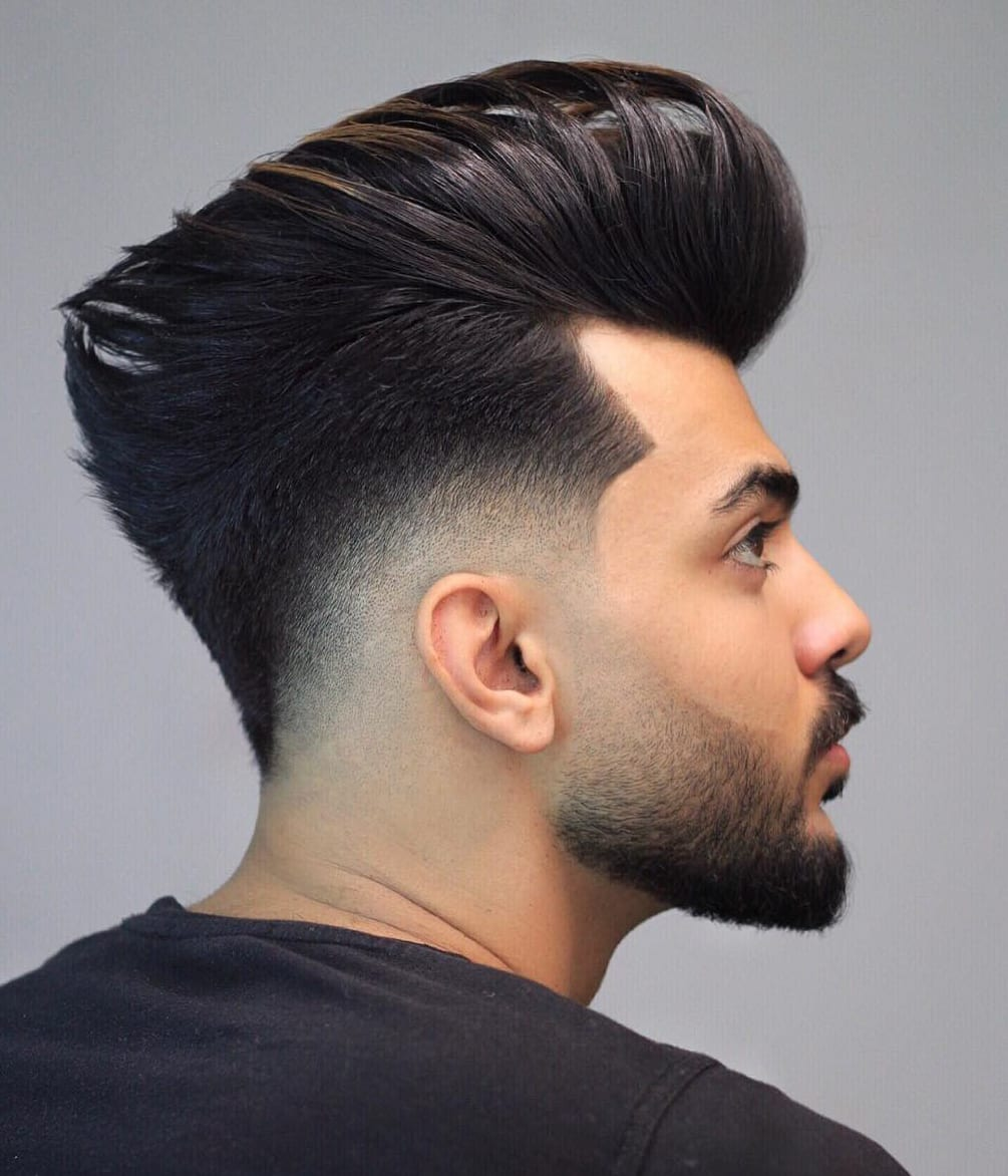 Popular Hairstyles for Men in 2020