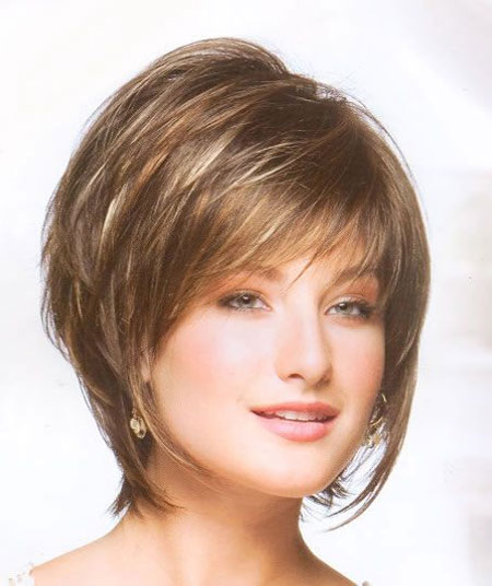 layered bob hairstyles for women 2020