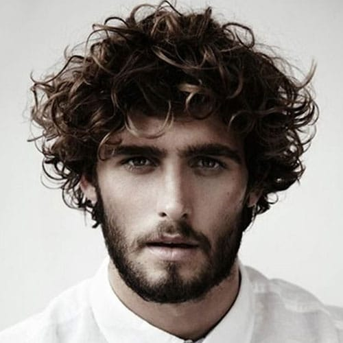 male Long Shaggy Hairstyles For Guys