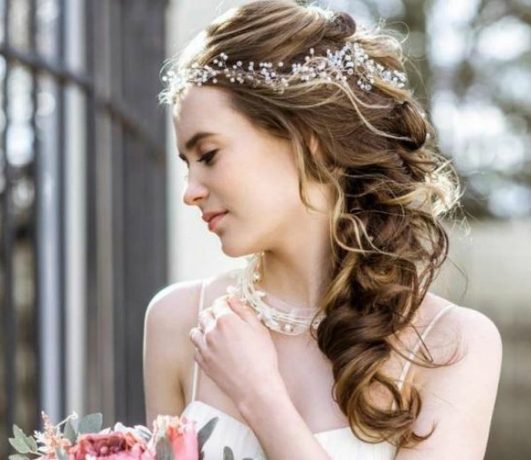 trending wedding hairstyle