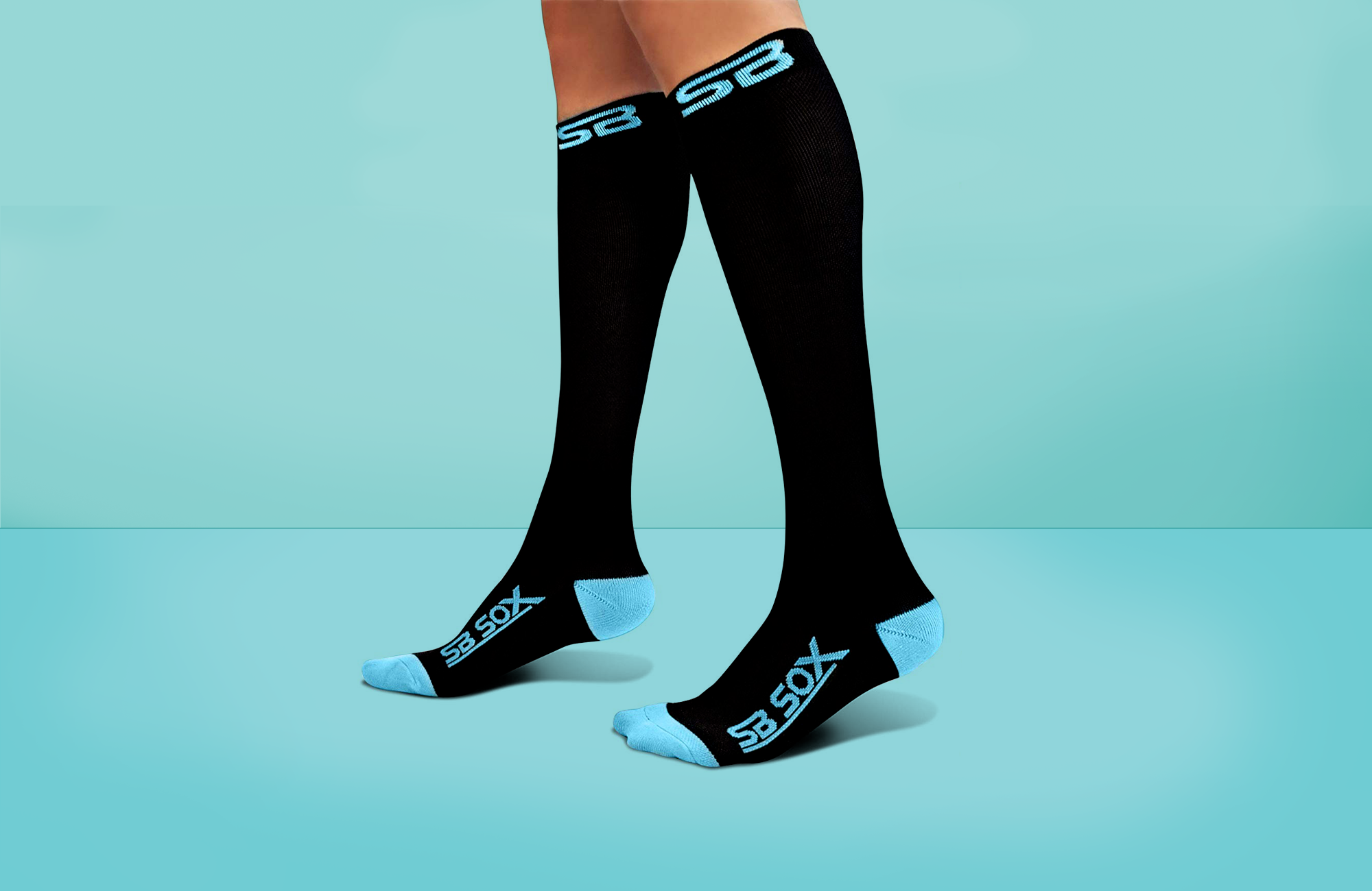 CFR Compression Socks for Men & Women BEST Recovery